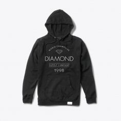 Craftsman Pullover Hood in Black