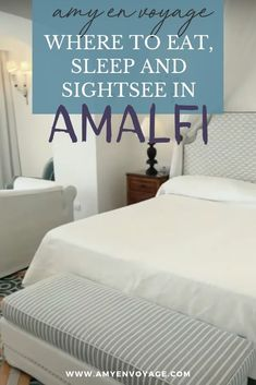 Where to Eat, Sleep and Sightsee in Amalfi - Italy - tips and insider tricks for the best places to visit when travelling to this beautiful part of Italy. Europe Travel Guide, Travel Tips, Amalfi Italy, Al Fresco Dining, Hotel S, Positano, Eat Sleep, Wellness Tips, European Travel