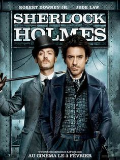 Sherlock Holmes. Love everything pertaining to this guy. The books were (are) wonderful and the movies were so fun to watch. Excellent imagination, mr. Doyle.