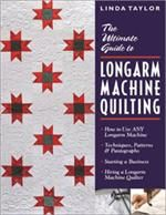 Longarm Machine Quilting - Linda V. Taylor
