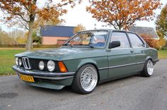 bimmer e21 Need those Hella Lights and grills