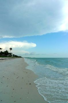 Bonita Springs townhome rental - Miles and miles of sandy beaches