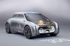 Mini Vision Next 100 concept revealed to celebrate BMW's 100th year | Autocar
