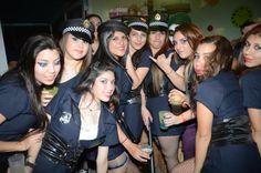 Disfraces de Policías