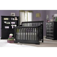 Have to have it. Munire Furniture Sussex 4-in-1 Convertible Crib Collection $759.00
