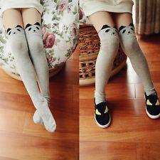 Women Kawaii Lovely Cartoon Animal Thigh Stockings Over Knee High Long Socks Kawaii, High Socks, Thighs, Stockings, Cartoon, 3d, Animal, Women, Ebay