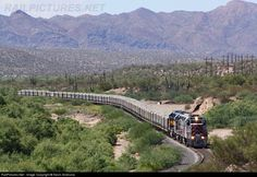 RailPictures.Net Photo: CBRY 501 Copper Basin Railway EMD GP39-2 at Hayden, Arizona by Kevin Andrusia