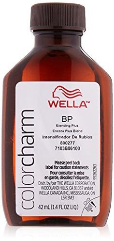"""WELLA Color Charm Permanent Liquid Hair Toner Color Charm Toners are ideal to create pure double-process blonde hair color results. These toners remove remaining """"brass"""" for perfect blondes every time. Light Ash Blonde, Pale Blonde, Golden Blonde Hair, Blonde Color, Wella Color Charm Toner, Leave In, Best Blonde Toner, Toner Für Blondes Haar, Ash Brunette"""
