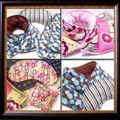 Handmade hot and cold packs