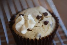 Bailey's Cupcakes - in the cake and in the frosting
