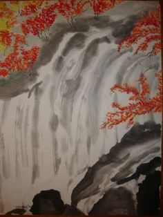 Waterfall £20.00