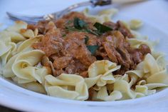 Chicken Paprikash...**This was very tasty and full of flavor.  The kids loved it.  Will be making it again.**