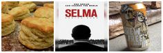 Oscar Themed Menu: Selma Southern Biscuits & 21st Amendment Brew Free! or Die IPA