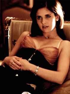 Sarah Michelle Gellar in Cruel Intentions, one of my favorite movies of the 90s.