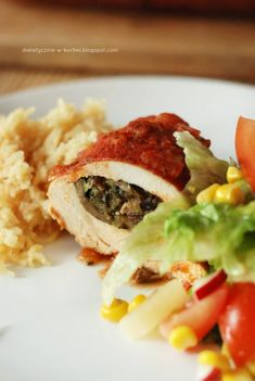 No to do dzieła! Risotto, Paleo, Health Fitness, Mexican, Meals, Dinners, Lunch, Beef, Chicken
