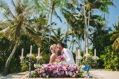 Luxurious Maldives Wedding | Photo by Thanos Asfis via http://junebugweddings.com/wedding-blog/luxurious-maldives-wedding/