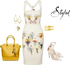 """""""Styled"""" by wantering ❤ liked on Polyvore"""