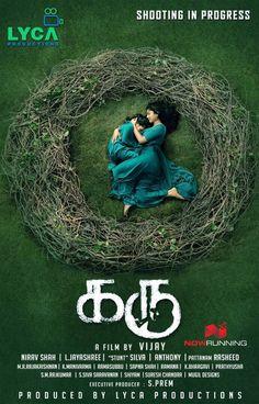 Sai Pallavi in 'Karu' - First Look Poster