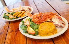 ¡Cocina criolla a pasos del mar! Mira el vídeo y las fotos de Ladi's Place: http://www.sal.pr/?p=92074