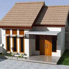 20 Model Desain Rumah Minimalis Sederhana Paling Keren
