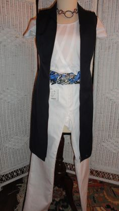 This is another ensemble for Doncaster's   8 GR8 Stye Pieces. Includes: The Dress, The T-Shirt, The Jeans, scarf and necklace.