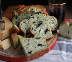 Spanokopita bread