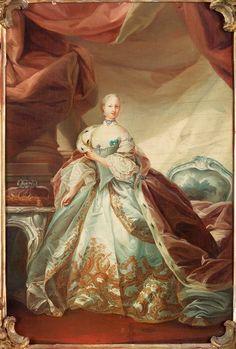 QUEEN JULIANA MARIA OF DENMARK BORN PRINCESS OF BRUNSWICK-WOLFENBÜTTEL | Flickr - Photo Sharing!