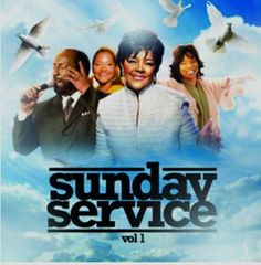 """""""Sunday Service"""" The Ultimate Collection"""" Mix 1 Praise,Worship CD"""