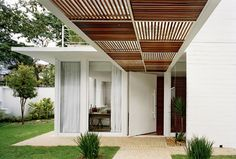 The wooden pergola is a good solution to add beauty to your garden. If you are not ready to spend thousands of dollars for building a cozy pergola then you may devise new strategies of trying out something different so that you can re Wooden Pergola, Outdoor Pergola, Pergola Plans, Diy Pergola, Pergola Ideas, Pergola Lighting, Outdoor Shade, Exterior Lighting, Wooden Pallets