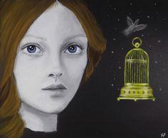 Sansa Stark (art by Anastasia Robozeeva)
