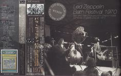 Led Zeppelin - Bath Festival 1970 (2CD) - Bath And West Showground In Shepton Mallet Somerset, England June 28, 1970