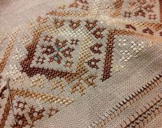 Картинка F Pictures, Bohemian Rug, Projects To Try, Quilts, Blanket, Rugs, Home Decor, Cross Stitch, Farmhouse Rugs