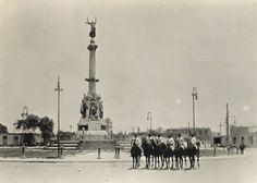 Plaza de Dos de Mayo  Lima Antigua