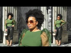What I Wore This Week #87   Alice + Olivia, YSL, ZARA, Nordstrom - YouTube Work Flats, Fashion Outfits, Fashion Clothes, Ysl, Alice Olivia, What I Wore, Zara, Nordstrom, Clothes Women