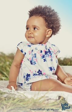 Easter styles are in for our littlest peeps! For baby girls, flowers are in full bloom! Shop the entire Baby B'gosh Collection at oshkosh.com