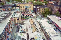 5 Pointz is an absolute sightseeing MUST on any day trip you take to Long Island City, #Queens