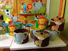 56 Ideas Birthday Invitations For Boys Cars Baby Shower Safari Theme Birthday, 2nd Birthday Party Themes, Safari Birthday Party, Jungle Party, Baby Birthday, Animal Party, Birthday Invitations, First Birthdays, Ciri
