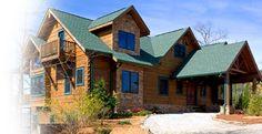 Barna Log Homes of PA – Log, Timber and Rustic Homes