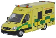 Oxford #diecast 1:76 - #mercedes ambulance - london ambulance - 80mm long #(appro,  View more on the LINK: 	http://www.zeppy.io/product/gb/2/322013096052/