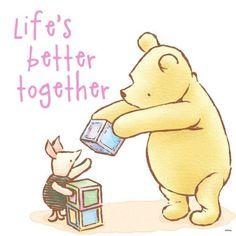 Piglet & Pooh-ness.