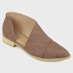 Target d'orsay almond toe flats