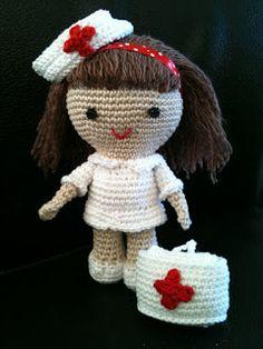 NURSES HAT PATTERN | Free Crochet Patterns & Projects