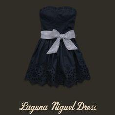 I want this dress! Nautical Dress, Nautical Wedding, Hollister Dresses, Girl Stuff, Cute Outfits, Hair Beauty, Wedding Ideas, Formal Dresses, My Style