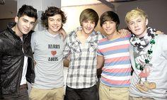One Direction @ hmv Manchester