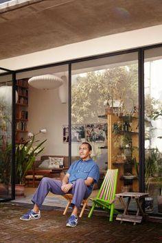 Abraham Cruzvillegas: El escarabajo del arte contemporáneo | EL PAÍS Semanal | EL PAÍS