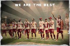 Galatasaray Soccer Team