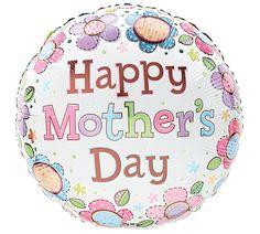 "#burtonandburton Spring Dreamin' 18"" Happy Mother's Day Balloon. #mothers_day_balloons"