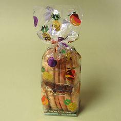 Hawaiian Fruit Collection Gift Bag