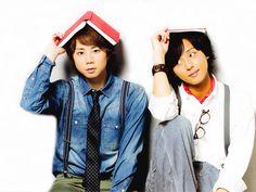 Kitayama and Fujigaya are freaking adorable <3 ^-^