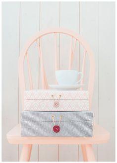 Butikk Josefine Spring 2013 #my #little #paris #pink #mylittleparis #home #wood #decoration #deco #box #chair #mylittledeco
